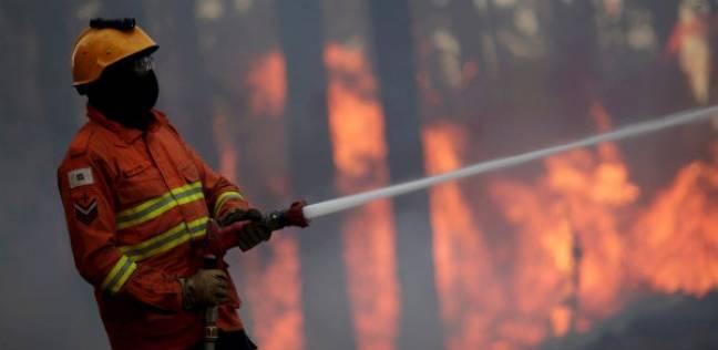 السيطرة على حريق نشب بشركة لتصنيع البترول في السويس