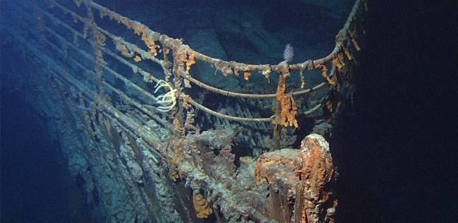 """شركة أمريكية تنظم رحلات لزيارة حطام سفينة """"تيتانك"""" تحت الماء"""