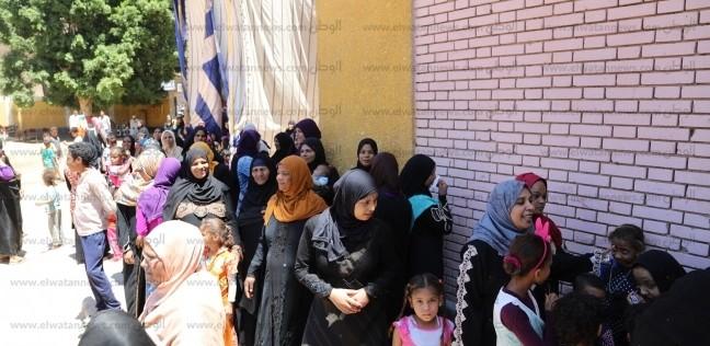 الجالية المصرية في جدة: شاركنا بالاستفتاء لاستكمال إنجازات السيسي