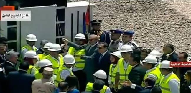 السيسي يصر على المشاركة في افتتاح محطة كهرباء العاصمة الجديدة