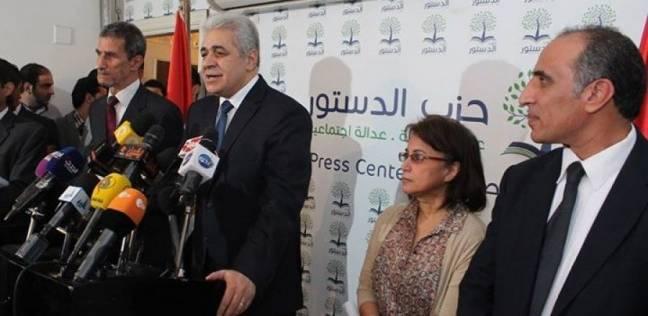 """دعم أعضاء بـ""""الدستور"""" للمبادرات الرئاسية يفجر أزمة داخل الحزب"""
