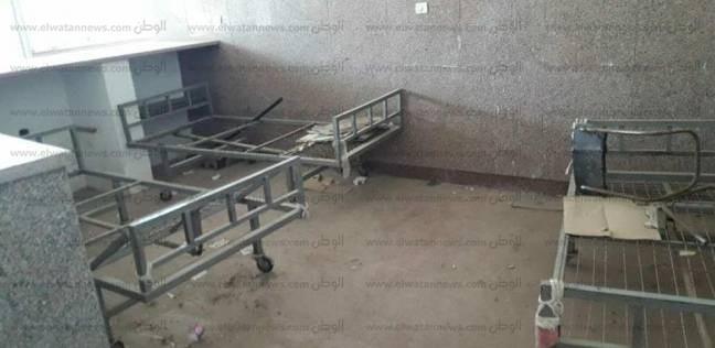 """""""صحة النواب"""": مركز الإغاثة والطوارئ على الطريق الصحراوي شبه مهجور"""