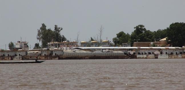 """""""النقل النهري"""": تخصيص أراضٍ لاستغلالها كميناء نهري ببني سويف"""
