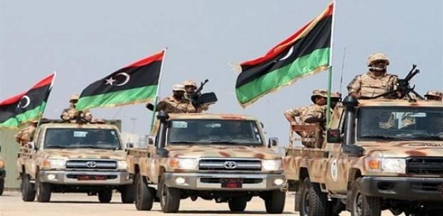 """الجيش الليبي يحكم الحصار على """"الجماعات الإرهابية"""" في """"درنة"""""""
