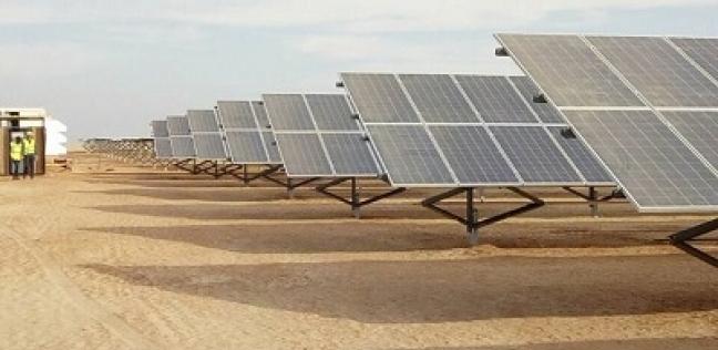 تشغيل محطة فاس الشمسية فى بنبان خلال أسبوع