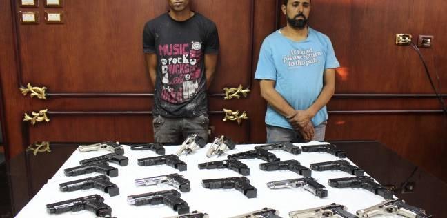 """ضبط 5 كيلو حشيش و320 جرام """"استروكس"""" في حملة أمنية بالقاهرة"""