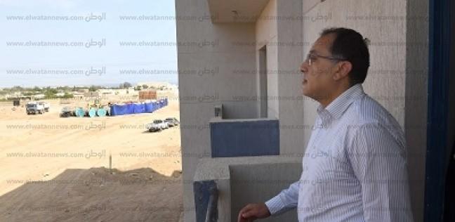 رئيس الوزراء يتفقد أعمال تطوير «بورسعيد العام» استعدادا للتأمين الشامل