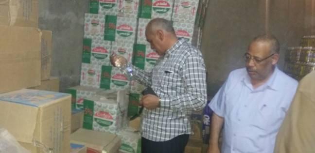 ضبط 7 قضايا عدم حمل شهادات صحية بمحال تجارية في الإسكندرية
