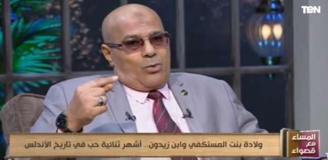 """عميد """"إعلام الأزهر"""" يوضح كيف تربت ولادة بنت المستكفي وهروب والدها"""