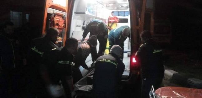 إصابة 8 في حادث تصادم بطريق بلبيس - القاهرة