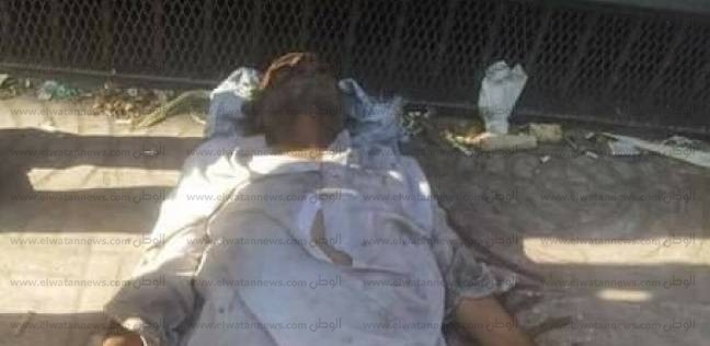 العثور على جثة لمواطن مذبوحة داخل جبانة في إحدى قرى الجبل بدشنا