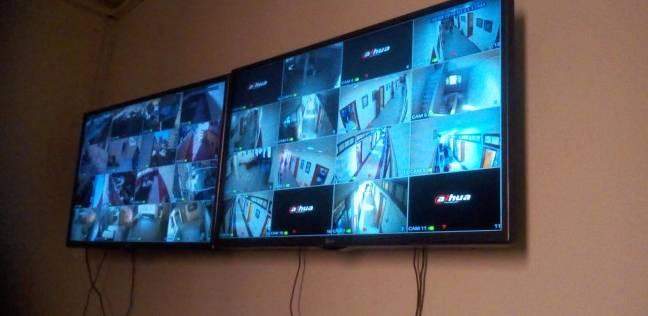 إحباط محاولة سرقة شاشة عرض من مبنى مديرية التربية والتعليم بالقليوبية