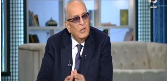 أبوشقة: إقبال المواطنين على الاستفتاء دليل 7 آلاف سنة خبرة سياسية