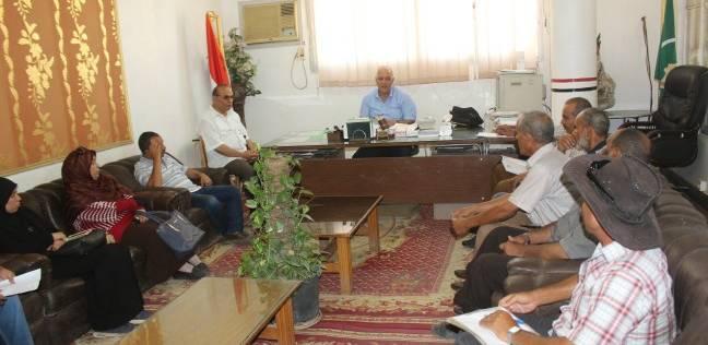 """بمشاركة الشباب.. مركز مطاي في المنيا يطلق حملة """"شارك - نظف"""""""