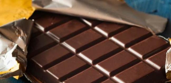 """""""الشوكولاتة الداكنة""""- صورة أرشيفية"""