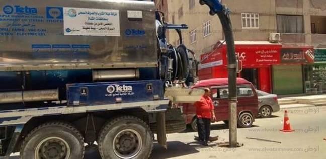 """""""مياه القناه"""": الانتهاء من تغيير لوحة كهرباء محطة أبو دهشان"""