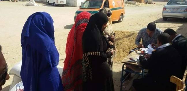 d1a02885e الوطن | الانتخابات | مشاركة قوية للنساء في الانتخابات بقرية