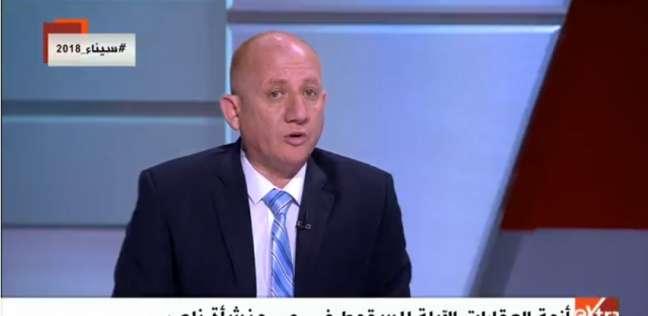 رئيس حي منشأة ناصر: العقار المنهار لم يصدر بحقه قرارات هدم أو إزالة