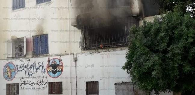 الحماية المدنية تنقذ 3 أطفال بعد نشوب حريق في منزل بالسويس
