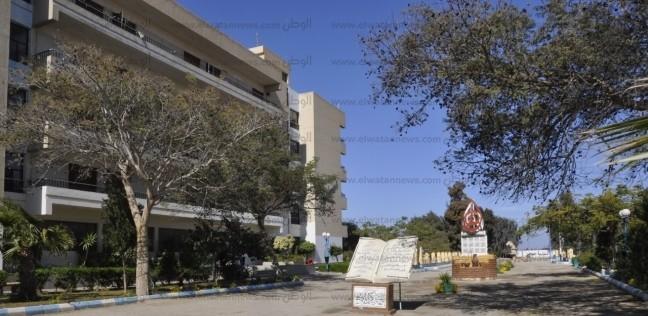 """بدء تسكين 3400 طالب بالمدن الجامعية في """"القناة"""" 19 سبتمبر"""