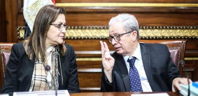 """""""التخطيط"""" تناقش محاور استراتيجية التنمية المستدامة """"رؤية مصر 2030"""""""