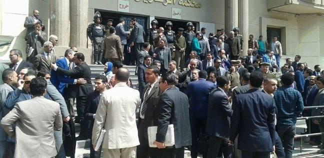 إضراب جزئي لمحاميي شمال الشرقية عن العمل بعد حبس 7 من زملائهم
