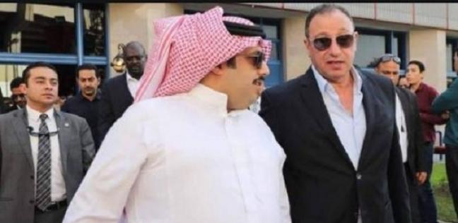 الخطيب وتركي آل شيخ