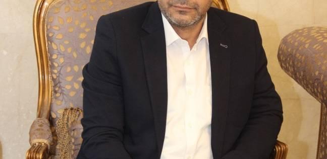 سهيل حمزة قائما بعمل أمين جامعة عين شمس المساعد لشؤون المجتمع والبيئة