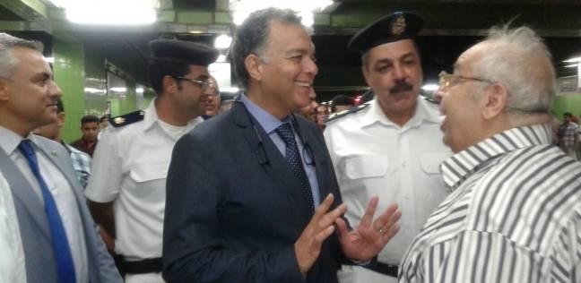 وزير النقل يشيد بالتعامل مع الهيئة الهندسية للقوات المسلحة