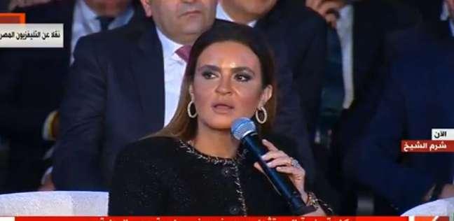 سحر نصر تشهد توقيع إعلان نوايا بين المصرف العربي للتنمية الاقتصادية وبنك مصر
