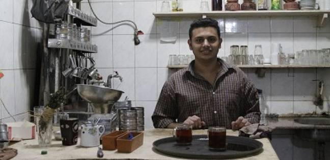 مشاهير «بيراميدز» فى مقهى بـ«فيصل»: من جاور السعيد يسعد