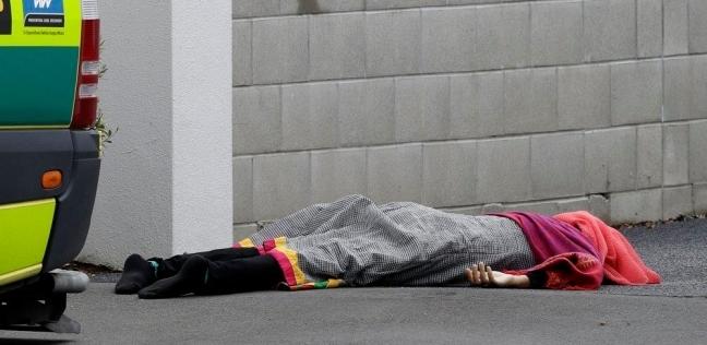 بالصور| ارتفاع ضحايا الهجوم على مسجد في نيوزيلندا إلى 27 قتيلا