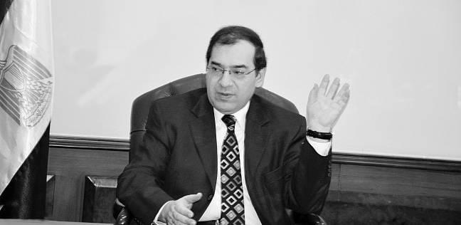 وزير البترول: مصر ستحقق الاكتفاء الذاتي من الغاز الطبيعي خلال 2018