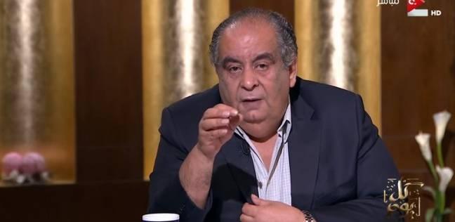 بالفيديو| يوسف زيدان: