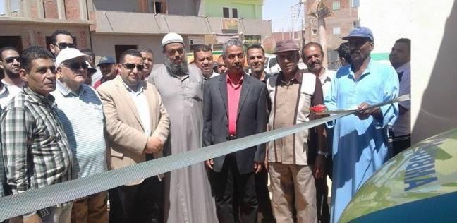 """افتتاح مركز إسعاف في قرية الشيخ والي بـ""""الداخلة"""""""