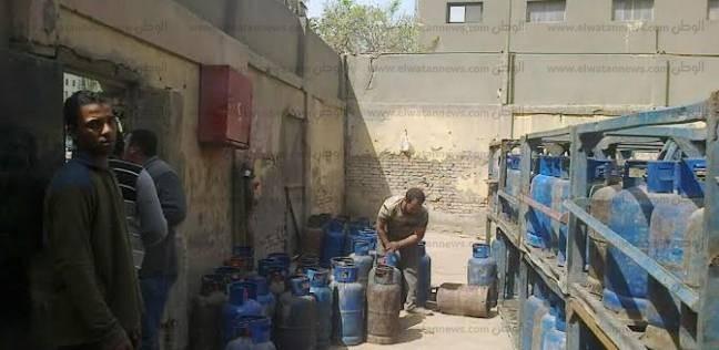محافظ مطروح يغلق مستودعين بوتوجاز بالضبعة لمخالفة الأسعار المقررة