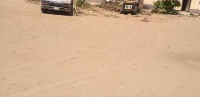 حملة نظافة للمدارس وتسليك بالوعات الأمطار برأس البر