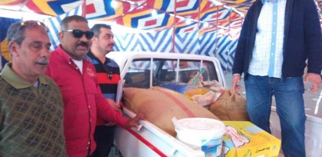 """ضبط طني ياميش فاسد في حملة لـ""""التموين"""" ببورسعيد"""