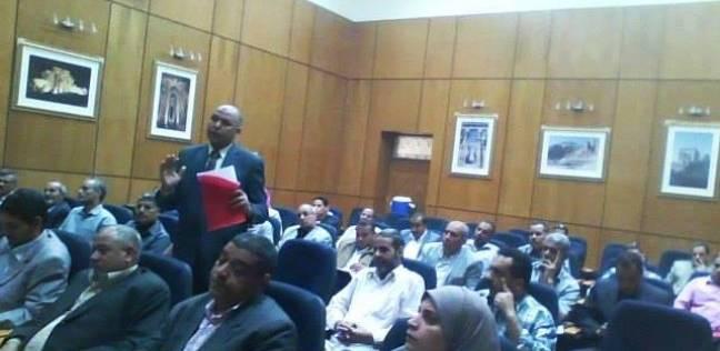 خطة لتدريب رؤساء الوحدات المحلية وسكرتيري المدن ومدير الإدارات بسوهاج