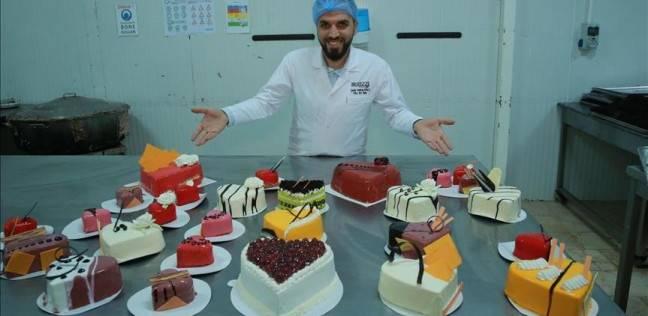 """شركة تركية تصدّر أكثر من مليون كعكة لـ""""عيد الحب"""""""