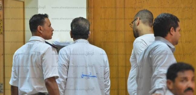 """دفاع متهمي رشوة """"إيجوث"""" يطالب بإعفائهم من العقوبة"""