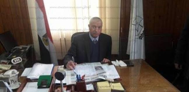 """وكيل """"زراعة كفر الشيخ"""" يتفقد مواقع الري الحقلي بـ 5 مراكز"""