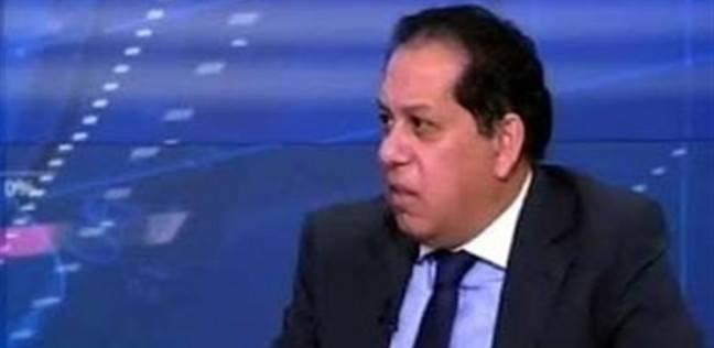 ضياء حلمي: مصر أصبحت دولة ملهمة في الاعتماد على الصناعة الوطنية