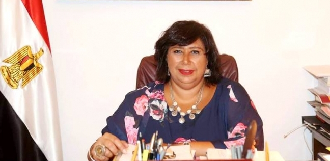 """وزيرة الثقافة تطلق مشروع """"مواهب مصر"""""""
