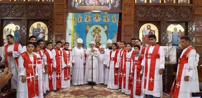 الكنيسة ترسم 21 شماسا بالوادي الجديد وفرنسا