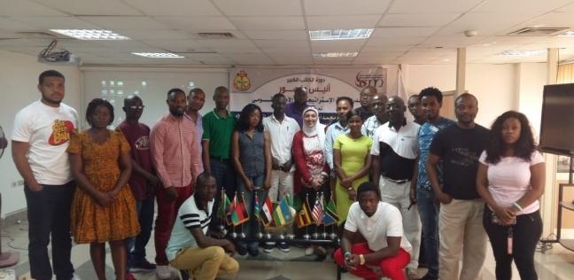 """""""الأعلى للإعلام"""" يختتم الأسبوع الأول من دورة الإعلاميين الأفارقة"""
