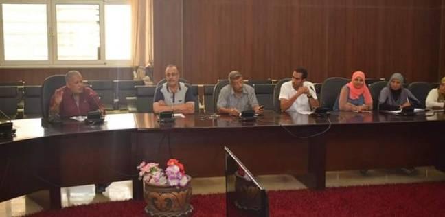 """""""البحر الأحمر"""" تناقش تطوير الخدمات الإلكترونية بمختلف مدنها"""