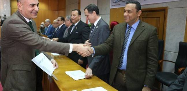"""سكرتير محافظة المنوفية يشهد تكريم الطلاب الفائزين بمسابقة """"إنتل"""""""