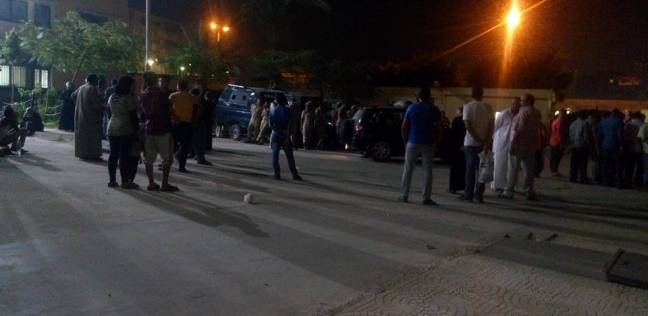 مصرع شاب وإصابة 6 آخرين بسبب السرعة الزائدة والطقس السيئ في بورسعيد