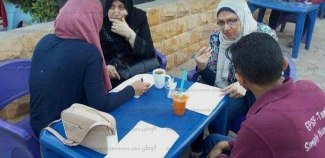 """بالصور  """"المصري لطلبة الصيدلة"""" ينظم حملة توعية بدور الصيدلي"""